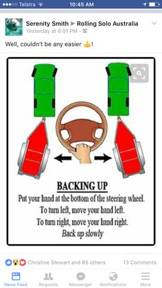 How to Back Up a Trailer…The Art of Manliness Travel