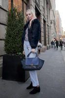 street style new york ニューヨークスナップ