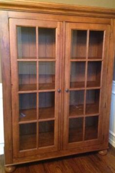 Broyhill Attic Heirlooms Library Cabinet