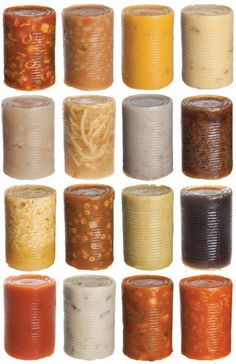 Naked Andy Warhol Soup Cans /  Lindsey Wohlman