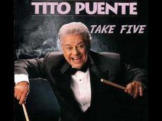 Tito Puente - Take Five ((( HQ AUDIO ))) [ Slide Show ]