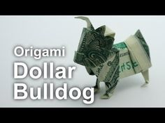 www.craftsonfire.com 2014 03 how-to-make-origami-dollar-bulldog.html