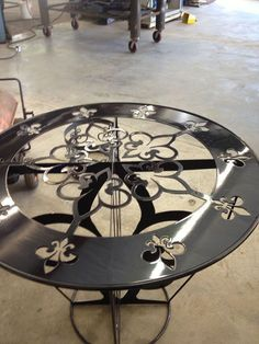 Custom Metal Art Plasma Cutting