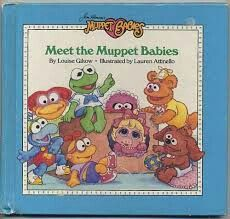 I have collected these Muppet Babies books for some time. I love The Jim Henson Company, especially for The Muppets! Muppet Babys, Die Muppets, 1980s Kids, Good Knight, Kids Book Club, Afraid Of The Dark, Tv Ads, Jim Henson, I Remember When