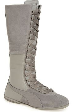 Can't be missed: Eskiva Mid Calf S... Available on epethiya http://epethiya.com/products/eskiva-mid-calf-sneaker-boot-women?utm_campaign=social_autopilot&utm_source=pin&utm_medium=pin