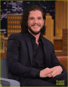 Kit Harington Says It Was 'Easy to Fall in Love' with Rose Leslie: Photo 3655700 | Kit Harington, Rose Leslie Pictures | Just Jared
