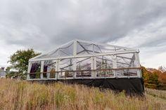 Tent Deck Flooring