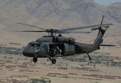 US Sikorsky UH-60 Blackhawk.