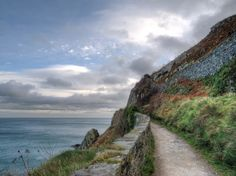 Irish Sea.  Wicklow, Ireland. I've been..but would love to see Ireland again!