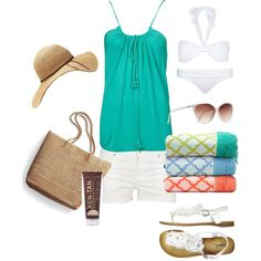 perfect for our cruise I love the teal