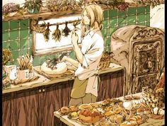 Fan Art of Bonnefoy~ for fans of Hetalia France 32032747 Hetalia Funny, Hetalia Fanart, Anime Guys, Manga Anime, Must Be Heaven, Hetalia France, Hetalia Characters, Axis Powers, Beautiful World