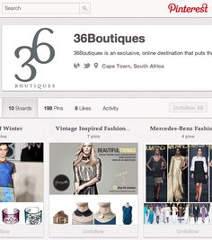 trying to find more of SA companies utilizing Pinterest for some or other marketing campaign Vintage Inspired Fashion, South Africa, Campaign, African, Marketing
