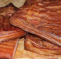 I have a problem with bacon. I am addicted to the stuff. And I use it in a ton of my recipes . Does wild game need bacon in order to be turned into an outstanding meal? Not at all, it stands alone just fine. Bacon is just another ingredient...
