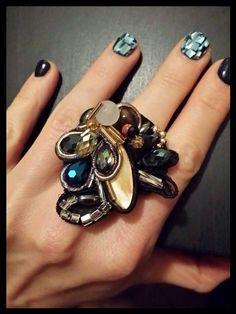soutache ring:)