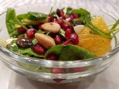 Reform életmód: Gránátalmás rukkola saláta