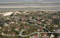 De Panne Vissershuisjes De Panne heeft samen met Sint-Idesbald het grootste duinenmassief