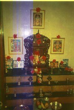 Fascinating Pooja Room Design Home Mandir Lamps Doors Vastu Idols .