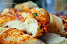 Bon appetit mon amie: Pomidorowe paluszki śniadaniowe
