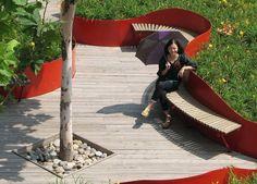 30/03/2012 - Turenscape, lo studio cinese fondato dall'architetto e professoreKongjian Yu e specializzato in grandi interventi di riqualific