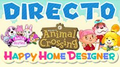 DIRECTO | Animal Crossing HHD | Decoraciones Destineras Moderno  DIRECTO