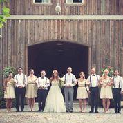 Sasha and Brad ~ Weddings at Maple Grove