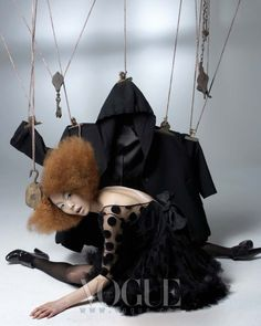 Kim Min Hee – Marionette (Vogue) | YG-Nuthang