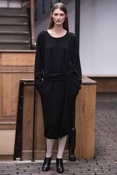 Christophe Lemaire Fall 2013 RTW