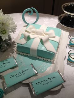 this would be my sweet 16, I'll try to MAKE Lily do this,lol. Tiffany Style Sweet 16 #HazelEvents