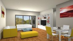 Dish out Interior Design on a platter with Architectural Interior 3D Rendering   CAD Resolution