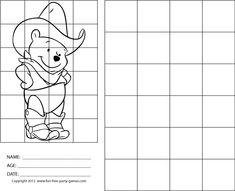 How to Draw: Winnie the Pooh: Cowboy Bear, Cowbear!