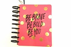 How to create a DIY cover for The Happy Planner™ | me & my BIG ideas