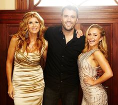 Hayden Panettiere And Connie Britton At Jeremy Cowart Photoshoot