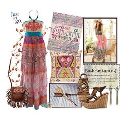 """""""Bohemian Style"""" by skpg on Polyvore"""
