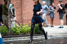 Slideshow: Street Style: The Top Fifty Looks From New York Fashion Week