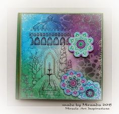 'Mir'acle Art Inspirations: Lovely little books with Chocolate Baroque.......