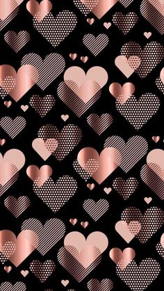 New Wallpaper Iphone Disney Mickey Heart Ideas Rose Gold Wallpaper, Black Wallpaper Iphone, Wallpaper Iphone Disney, Heart Wallpaper, Cute Disney Wallpaper, Trendy Wallpaper, Tumblr Wallpaper, Cute Wallpaper Backgrounds, Pretty Wallpapers