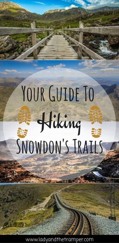 The highest mountain in Wales, Mount Snowdon, located in Snowdonia National Park, attracts more than 360,000 visitors per year. This guide has information on all of the hiking trails leading to Snowdon's summit.