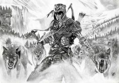 Connor Kenway - Assassin's Creed III (Drawing) by ExtremeGun.deviantart.com on @DeviantArt
