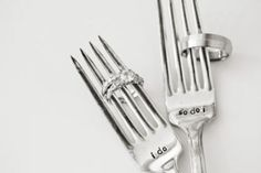 🔝 wedding rings marriage forks  - new photo at Avopix.com    ☑ https://avopix.com/photo/16853-wedding-rings-marriage-forks    #fork #wedding rings #brush #marriage #spatula #avopix #free #photos #public #domain