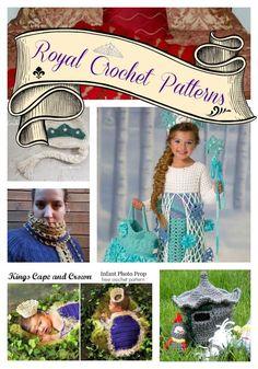 Royal Crochet Patterns