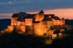 Burghausen Castle in Bavaria. Gorgeous