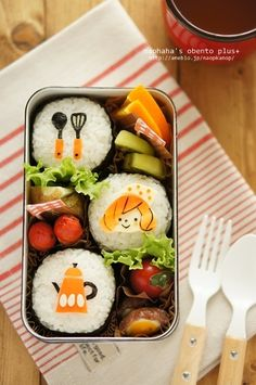 cooking love bento  #bento #弁当 #lunchbox