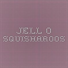 JELL-O Squisharoos