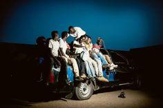 De veermannen van de Sahara - NRC