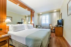 Hotel Sevilla Macarena / San Juan de Ribera, 2, Macarena, 41009 Seville, Spain
