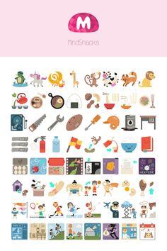 LaTorri L.   Soply  Stickers   #cute #facebookstickers #animation #illustration #advertising #advertisingart #characterdesign