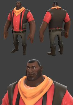 Team Fortress 2: 1850 Edition - Page 14 - Polycount Forum