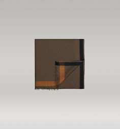 PLAIN WOOL SCARF | Massimo Dutti | 100% WOOL | JD39.90