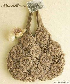 moldes de carteras tejidas a crochet - Cerca con Google