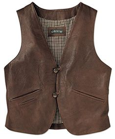 Subtly grained genuine cowhide leather develops an extraordinary soft patina with wear, making this vest a natural for you to don for the home and the field. Cut high at the sides for ease of movement, with three convenient exterior pockets and an interior chest pocket. Easy, relaxed style. In...  More details at https://jackets-lovers.bestselleroutlets.com/mens-jackets-coats/vests/product-review-for-orvis-canyon-country-vest/